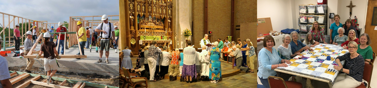 St. Martin's Serves