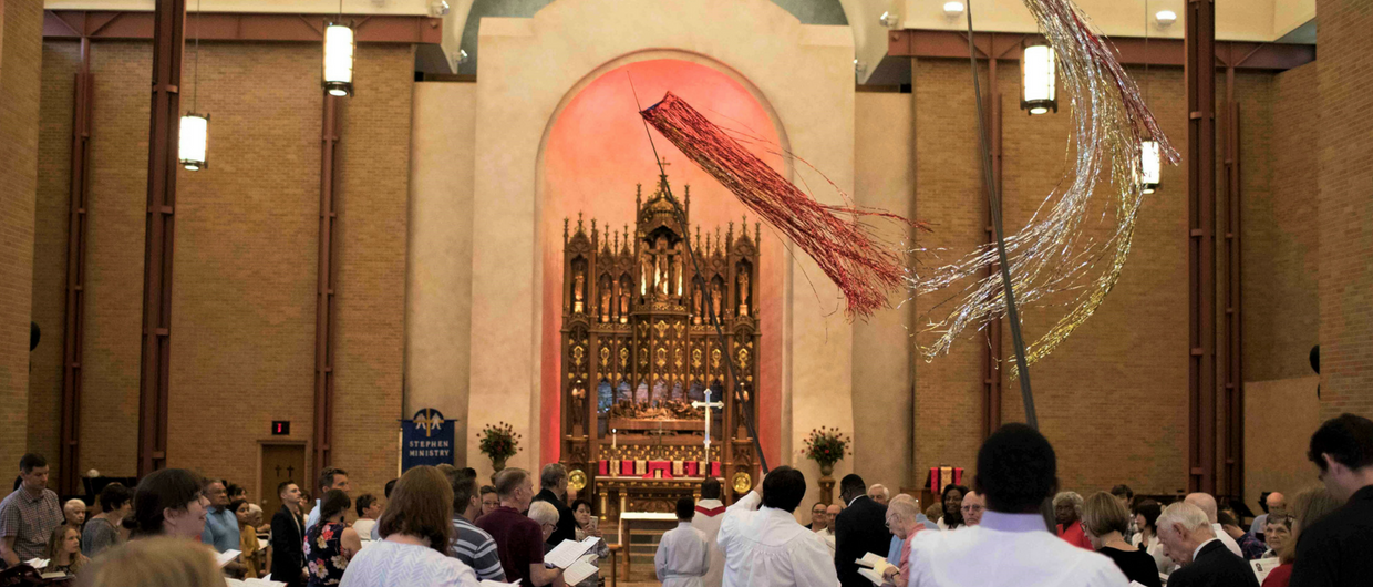 Pentecost Highlights We celebrated Pentecost together in so many wonderful ways! Click to check out the highlights.