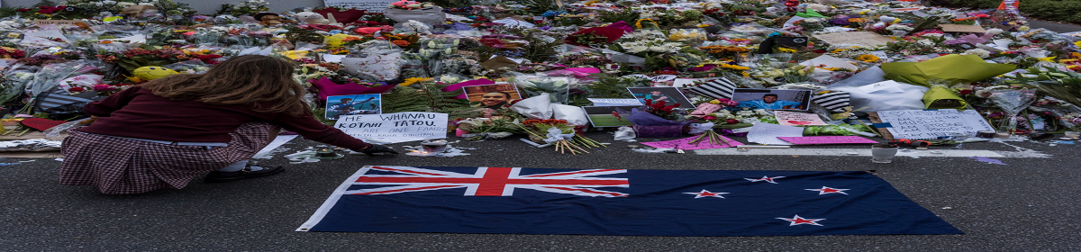 Christchurch: Mourning the Suffering of our Muslim Sisters and Brothers