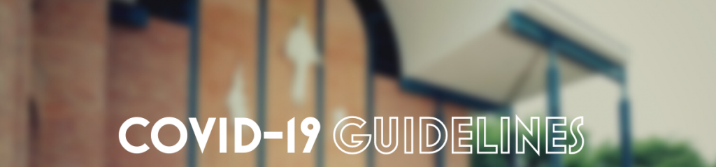 St. Martin's COVID-19 Guidelines